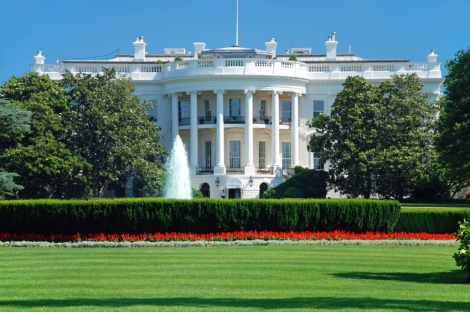 The White House in Washington - Dynasty in Finance - Wall Street