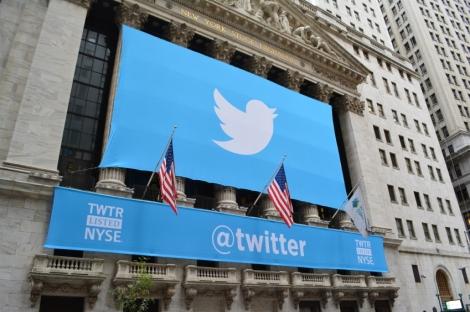 Twitter CFO - ex Goldman Sachs