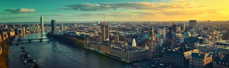 Why is London appealing for financial professionals?